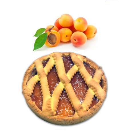 Crostata all'Albicocca 500gr